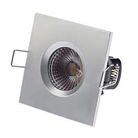 Fire rated downlights IP65