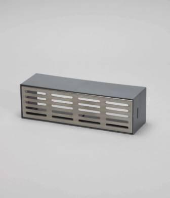 Stainless steel vent grilles