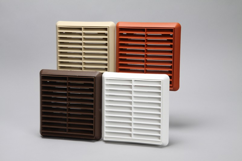 Vent grille louvred 110mm x 54mm