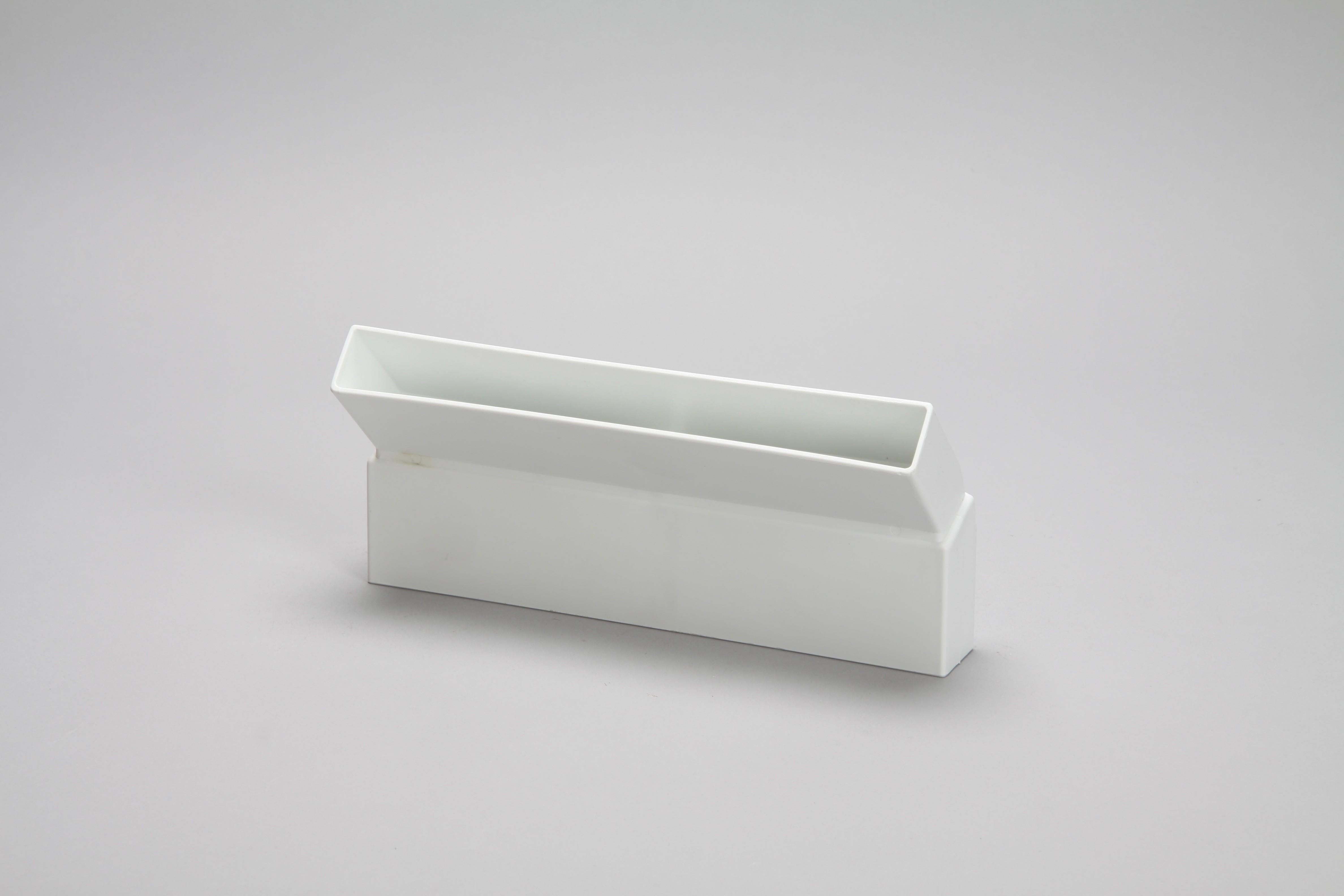 Vertical 45 degree bend 234mm x 29mm ducting