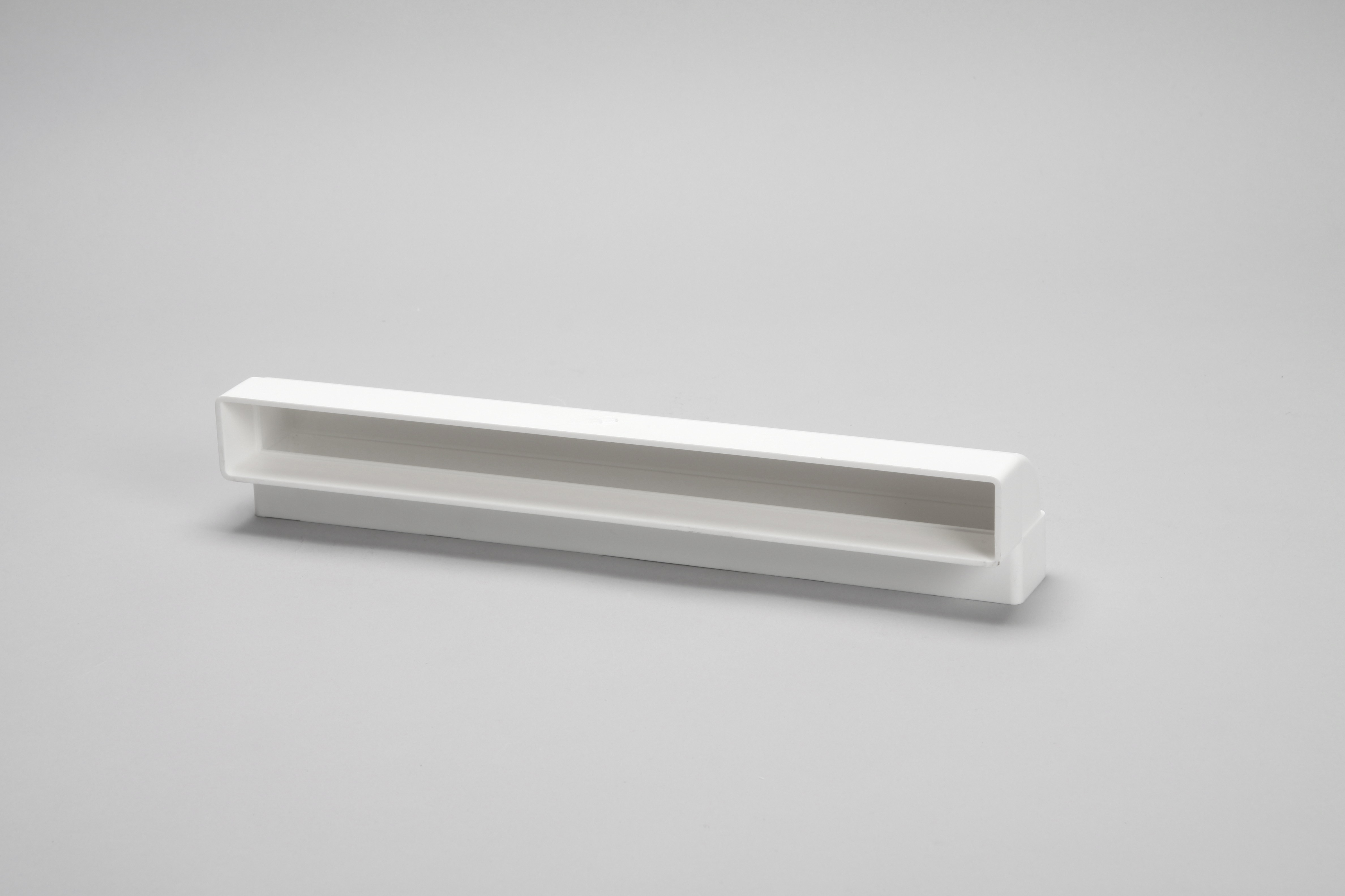 Vertical 90 degree bend 308mm x 29mm ducting