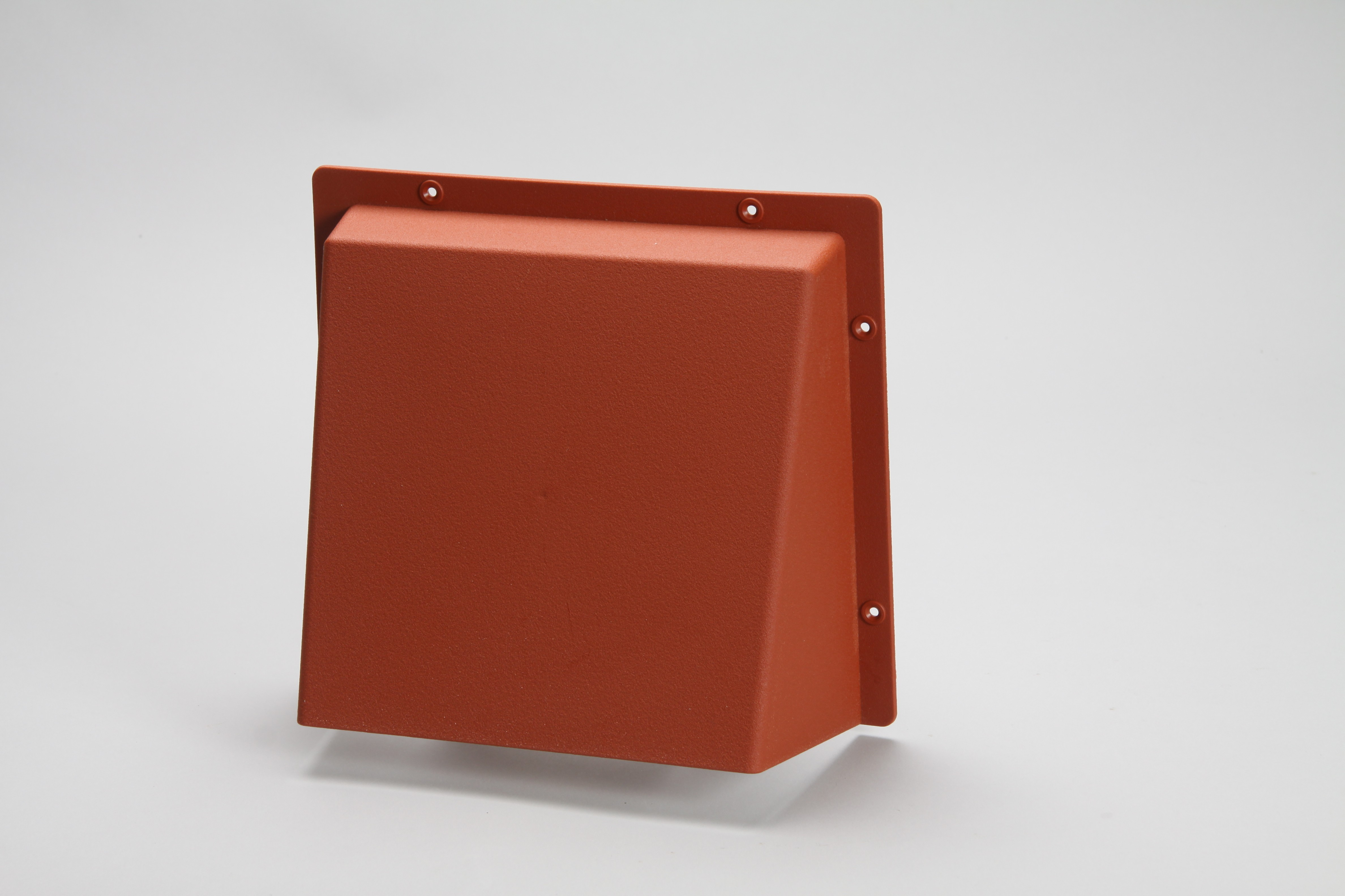Vent grille cowl cover terracotta