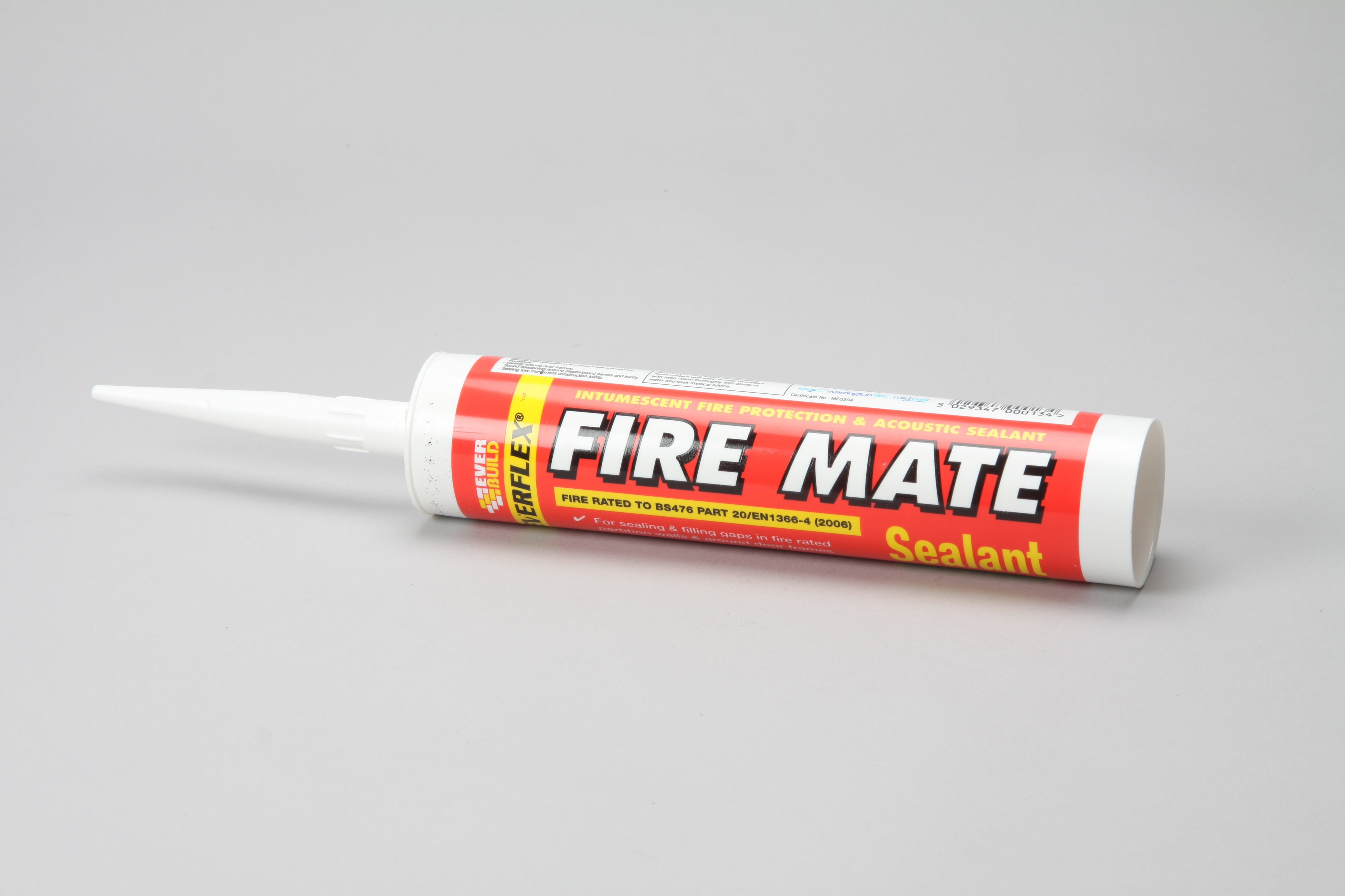 Intumescent fire protection sealant tube 310ml
