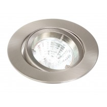 Ceiling downlight mains cast tilt