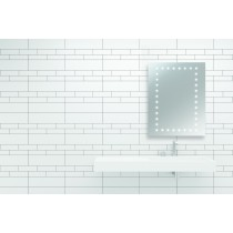 Bathroom mirror Java LED perimeter